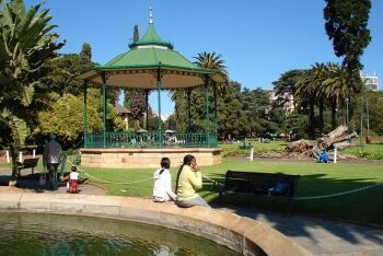 Burgers Park, Pretoria, Tshwane, Gauteng