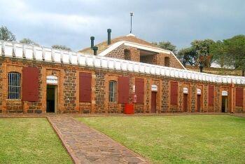 Fort Schanskop, Groenkloof, Pretoria, Tshwane, Gauteng