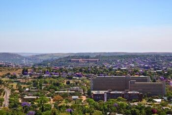 Jacarandas, pretoria, Union Buildings, Fort Klapperkop, Groenkloof, Pretoria, Tshwane, Gauteng
