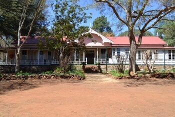 The Smuts House Museum, Irene, Pretoria, Tshwane, Gauteng
